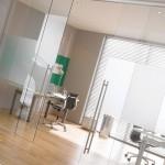 Причины популярности стеклянных дверей