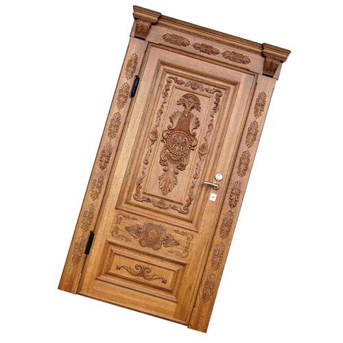 Дверь Классика 2, межкомнатная: шпон дальневосточного