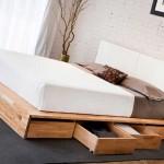 Кровать подиум из фанеры