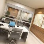 Оформление рабочего кабинета дома