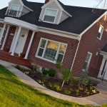 Стоимость загородного дома из кирпича