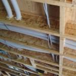 Система вентиляции дома из бруса