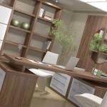 Секреты красивого интерьера в домашнем офисе