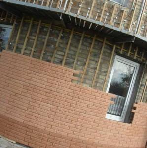 обшивка фасада панелями
