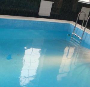 подогрев воды в бассейне газом