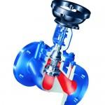 Автоматический регулятор перепада давления