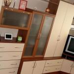 Реставрация мебельной стенки