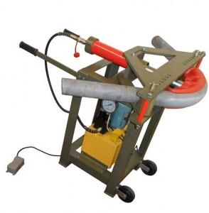 гидравлический трубогиб с электроприводом