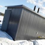 Крышные котельные для многоквартирных домов