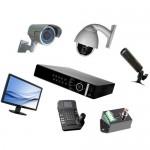 Монтаж системы безопасности и видеонаблюдения