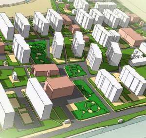 план застройки земельного участка