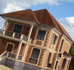 постройка дома за городом