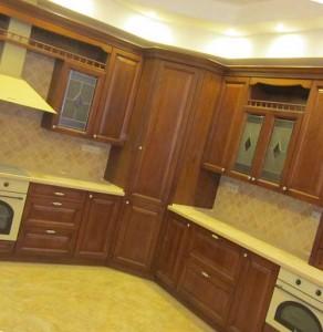угловой кухонный гарнитур на заказ