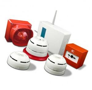 услуги по обслуживанию пожарной сигнализации