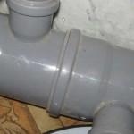 Чистка пластиковых труб