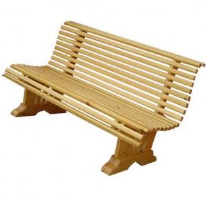 деревянная лавка своими руками