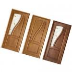 Деревянные межкомнатные двери из сосны