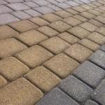 Изготовление тротуарной плитки вибропрессованием