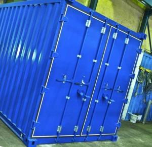 производство контейнеров для перевозок