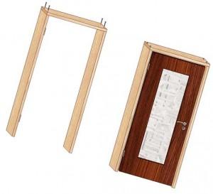 расценки на установку межкомнатных дверей