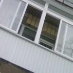 Раздвижные пластиковые окна для лоджии