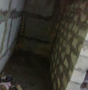 стяжка в подвале гаража