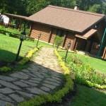 Благоустройство участка загородного дома