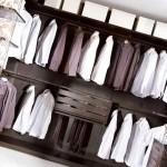 Гардеробные комнаты: преимущества и особенности
