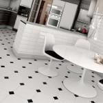 Виды напольных покрытий для кухни