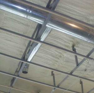 теплоизоляция для потолка загородного дома