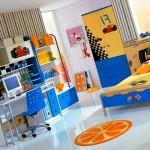 Как обустроить комнату для школьника мальчика?