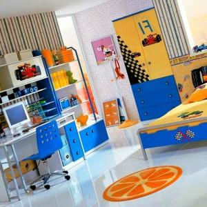 детская комната для школьника мальчика