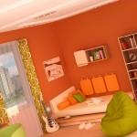 Идеи комнаты для подростка