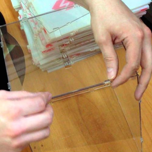 Как склеить оргстекло своими руками 9