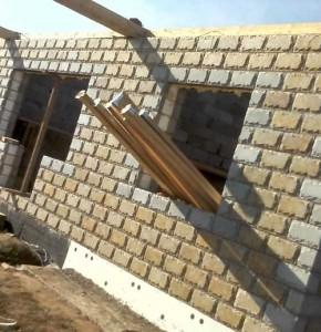 строительство домов из полиблоков