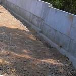 Подпорные стены из бетона