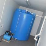 Запас воды для загородного дома