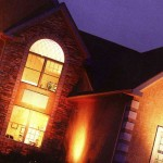 Фасадные светодиодные светильники