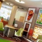 Дизайн интерьера офиса: ответственный подход и грамотное исполнение