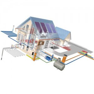 Проектирование инженерных коммуникаций загородного дома