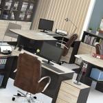 Выбор мебели для офиса