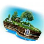 Система скважинного водоснабжения