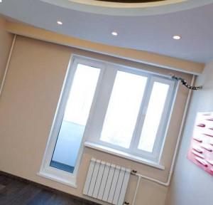стоимость ремонта двухкомнатной квартиры в новостройке