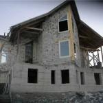 Дома из блоков и газобетона – эффективные строительные решения