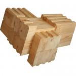 Идеальный материал для строительства дома за городом – клееный брус