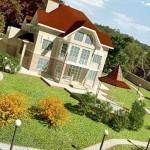 Рынок загородных домов Подмосковья