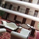 Внутреннее оформление отеля