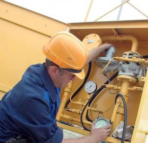подключение дома к системе газоснабжения