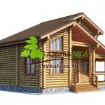 Дешево и со вкусом!  Проекты недорогих домов: универсальное озеленение участка