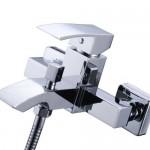 Как выбрать смеситель в ванную комнату?
